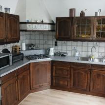 keuken 3 voor het spuiten
